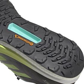 adidas TERREX Speed Ultra Trail Running Shoes Men, grijs/geel